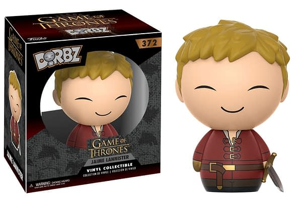 Game Of Thrones Dorbz Jamie lannister