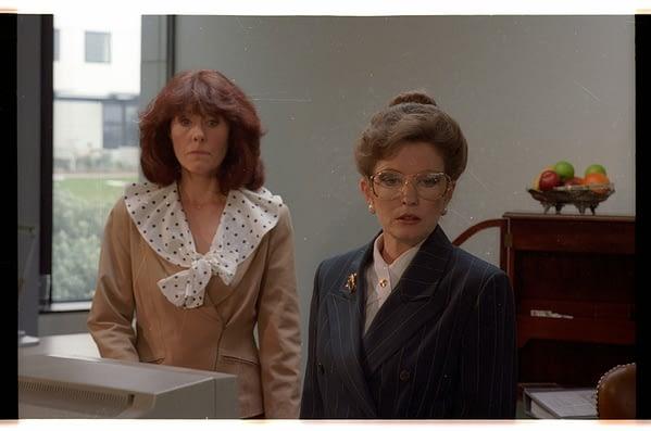 Elisabeth Sladen & Deborah Watling in Downtime