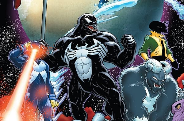 Venom #162 cover by Will Robson and Edgar Salazar