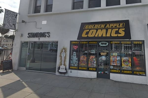 The LA Butcher Taking Part in Free Comic Book Day