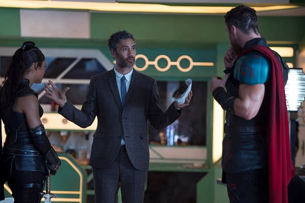 Thor: Ragnarok - We Will Find Out The Fate Of The Warriors Three And Sif