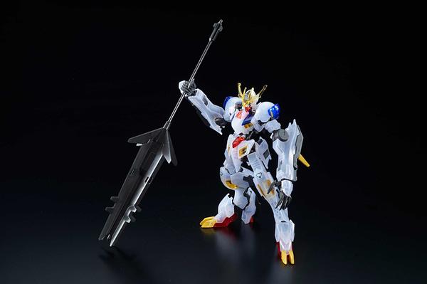 Bandai Gundam Barbatos Lupus Rex (Clear Color Ver.) SDCC
