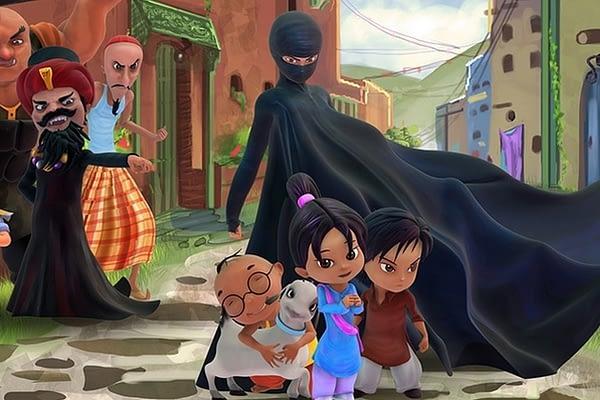 BurkaAvenger