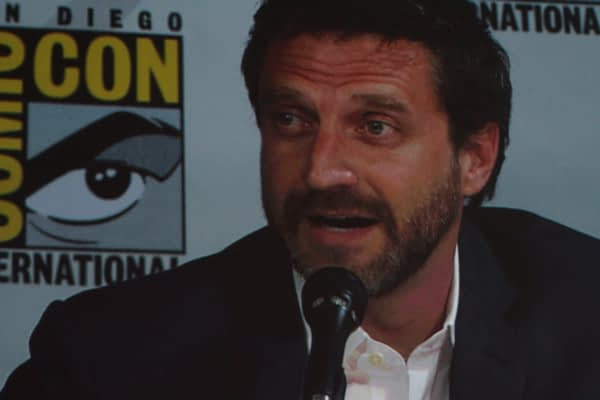 Actor Raul Esparza discusses playing Dr. Chilton on Hannibal