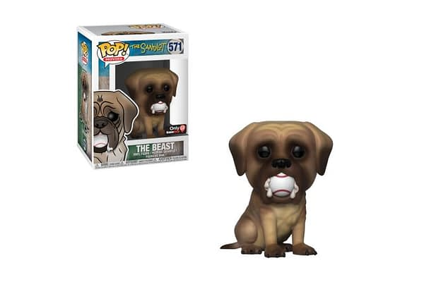 Funko The Sandlot The Beast Pop