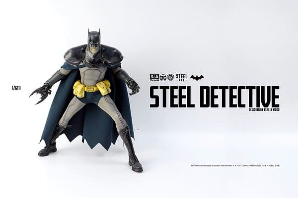Batman Steel Detective 3A Figure 1