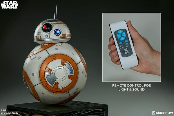 Sideshow Collectibles Star Wars Life Size BB-8 14