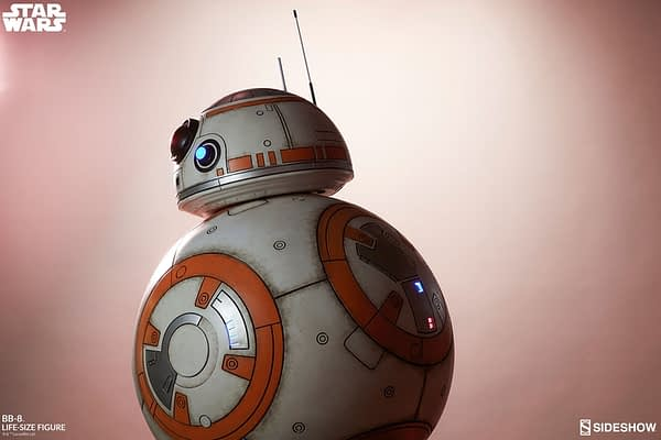 Sideshow Collectibles Star Wars Life Size BB-8 23