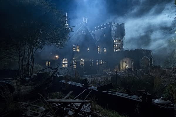 haunting hill house images premiere