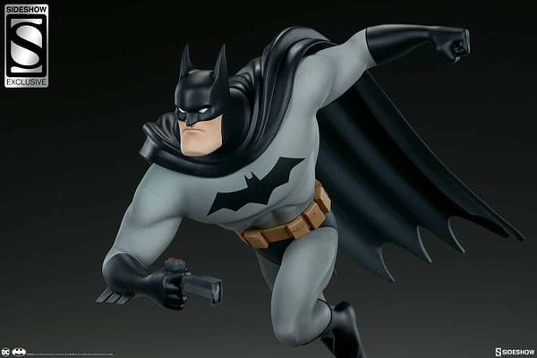 Sideshow Collectibles Batman The Animated Series Batman Statue 12