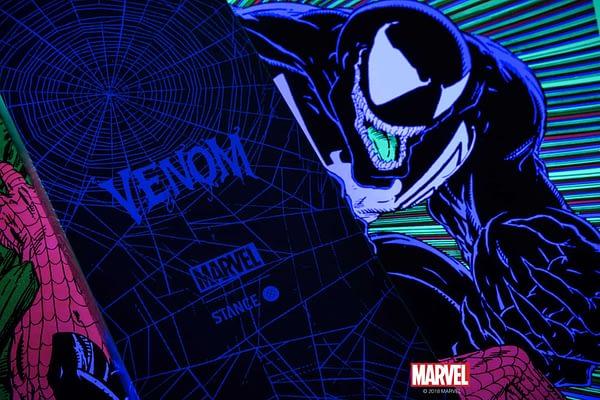 Venom Stance McFarlane Poster NYCC 4