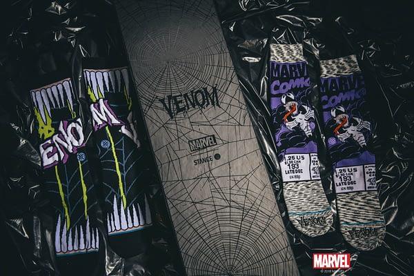 Venom Stance McFarlane Poster NYCC 3