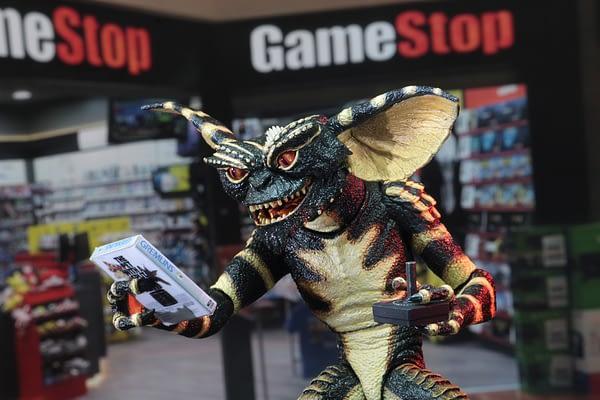 Gamestop Exclusive NECA Ultimate Gremlin 2