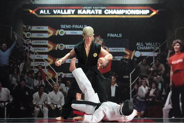 NECA Karate Kid Tournament Set 7