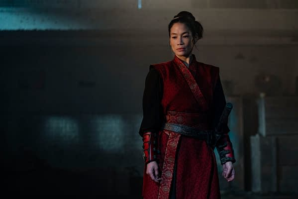 "'Into the Badlands' S3, Ep13: ""Black Lotus, White Rose"" Raises the Body Count (SPOILER REVIEW)"