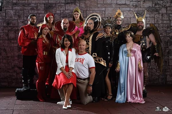 Reasons to Watch Amazon's 'Life After Flash' Documentary about 'Flash Gordon'