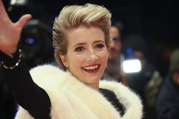 Emma Thompson Might Join Emma Stone in 'Cruella' for Disney