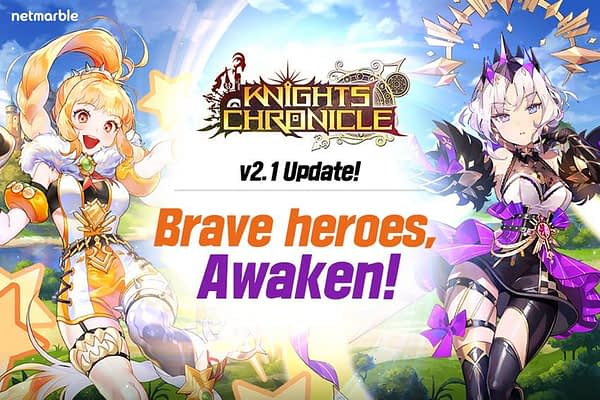 Netmarble Adds Two New Awakening Heroes to Knight's Chronicle