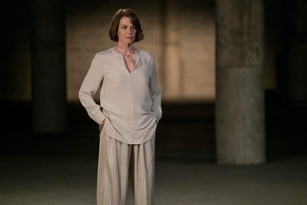 Sigourney Weaver's Alexandra in The Defenders