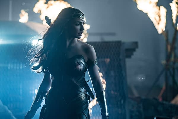 Gal Gadot Wonder Woman 2