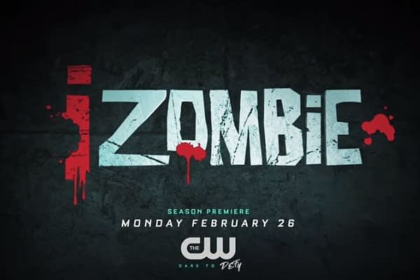 The Weekly Static: Extras! An iZombie Fan's Season 4 Thoughts