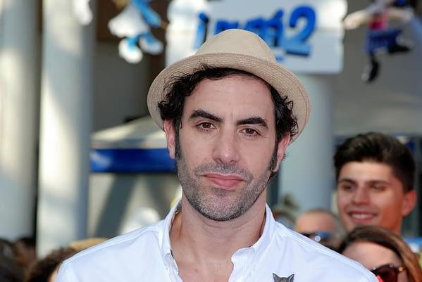 Sacha Baron Cohen, 2013