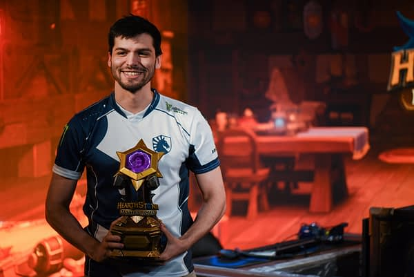 Hearthstone Crowns Its First Masters Tour Champion