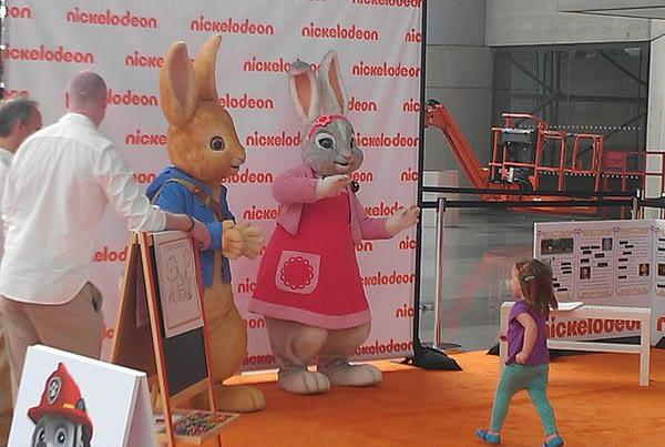 NICKELODEON KIDS' AREA