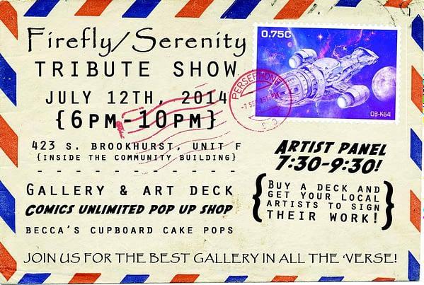 Firefly Fan Art Show