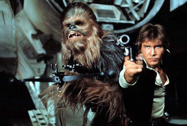 'Star Wars': Harrison Ford Remembers Peter Mayhew on Tonight Show