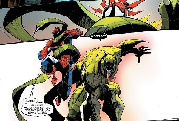 Venom #159 art buy Gerardo Sandoval and David Curiel