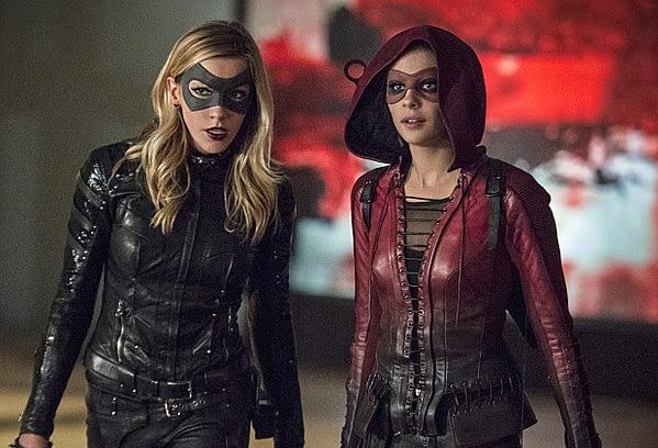 Women of Arrow