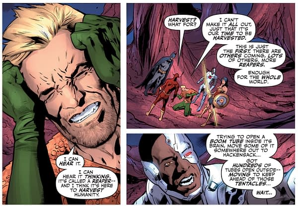 Justice League - Rebirth (2016) 001-015