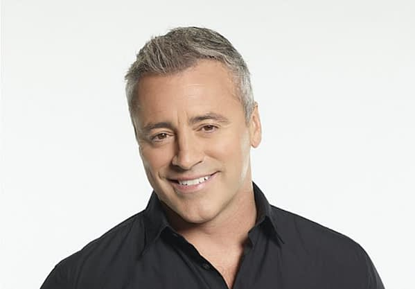 Man with a Plan Matt LeBlanc