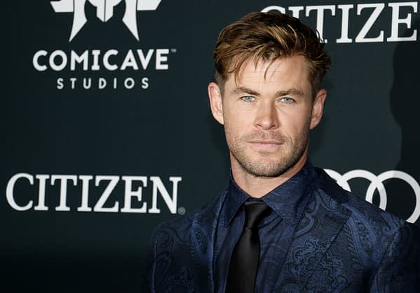 Tall Guy Sitting in Front of You at 'Avengers: Endgame' May Have Been Chris Hemsworth