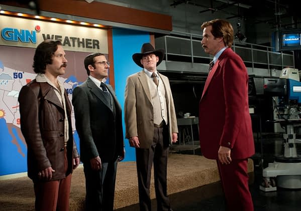 Anchorman- The Legend Continues 2