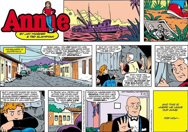 little-orphan-annie-last-comic-strip
