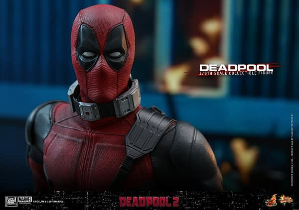 Hot Toys Deadpool 2 Deadpool 4