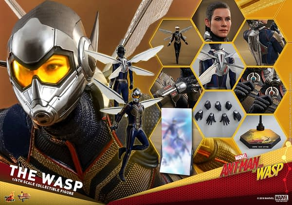 Ant Man and Wasp Hot Toys Figures 14