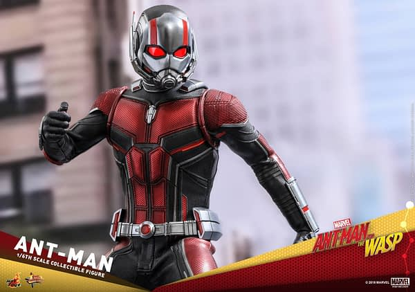 Ant Man and Wasp Hot Toys Figures 18
