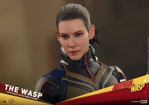 Ant Man and Wasp Hot Toys Figures 8
