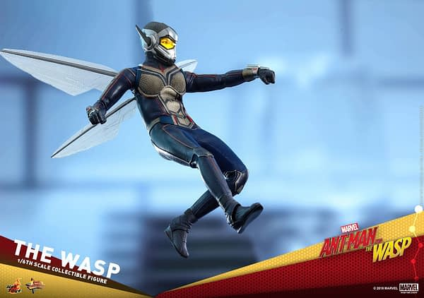Ant Man and Wasp Hot Toys Figures 9