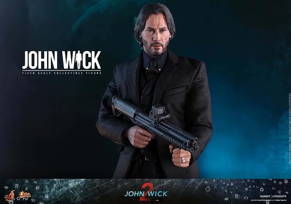 John Wick Hot Toys 1