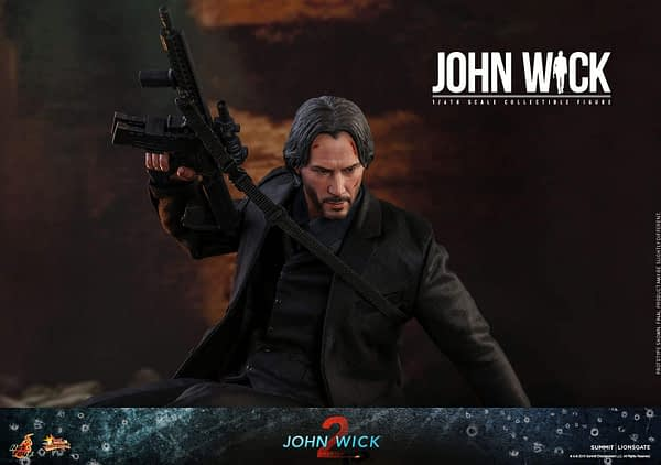 John Wick Hot Toys 13