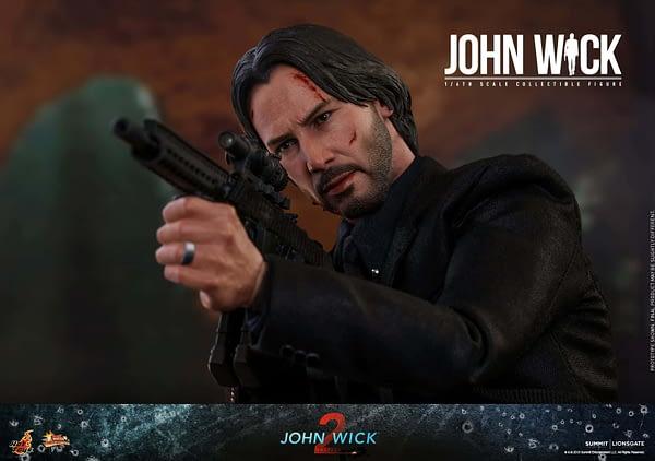 John Wick Hot Toys 2