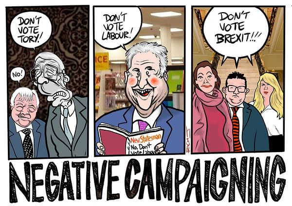 The Daily LITG, 12th December 2019 – General Election Day