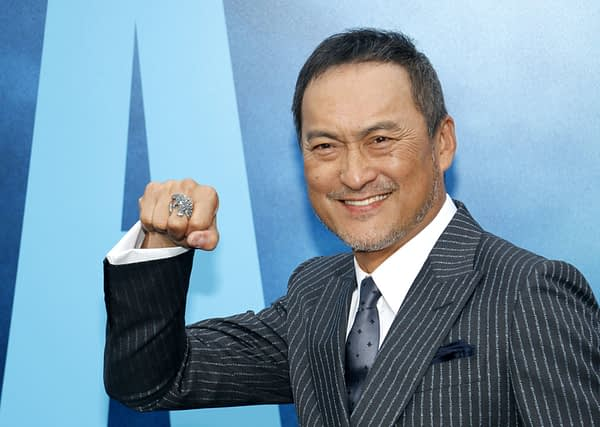 Ken Watanabe Talks Franchise Expectations in 'Godzilla: King of the Monsters'