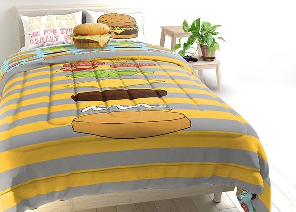 Bob's Burgers Bedding - Jay Franco - Target Exclusive- final