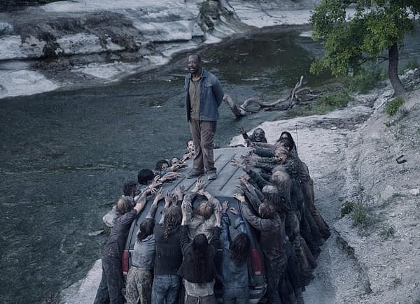 Fear the Walking Dead S04e11 'The Code' Review: Lennie James