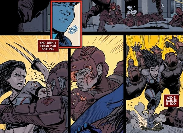 Why X-23 and Honey Badger Are No Longer Speaking to Each Other (X-23 #11 Spoilers)
